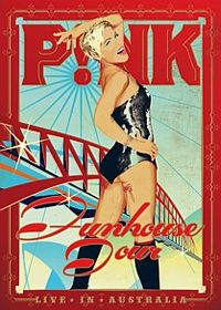 Cover P!nk - Funhouse Tour: Live In Australia [DVD]